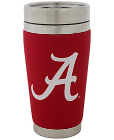 Hunter Manufacturing Alabama Crimson Tide 16oz Stainless Steel Travel Tumbler