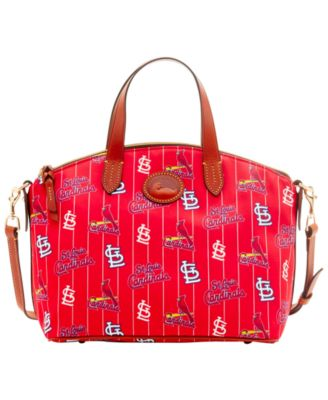 St. Louis Cardinals Nylon Satchel