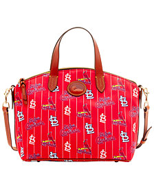 Dooney & Bourke St. Louis Cardinals Nylon Satchel
