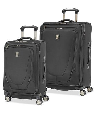 Travelpro Crew 11 Spinner Luggage Collection - Luggage Collections ...