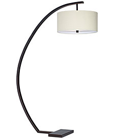 Pacific Coast Hanson Arc Floor Lamp