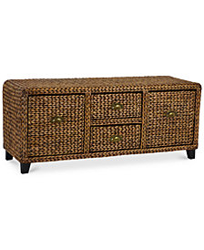 Dawkins Storage Bench, Quick Ship