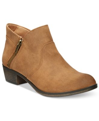 Image of American Rag Abby Ankle Booties, Created for Macy's