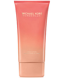 Michael Kors Wonderlust Body Lotion, 5 oz