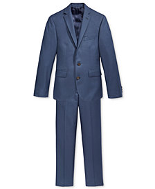 Lauren Ralph Lauren Blue Jacket & Trouser Separates, Big Boys