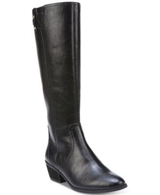 Dr. Scholl's Brilliance Wide-Calf Tall Boots