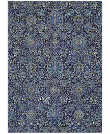 "Couristan Taylor Winslet Navy-Sapphire 9'2"" x 12'5"" Area Rug"