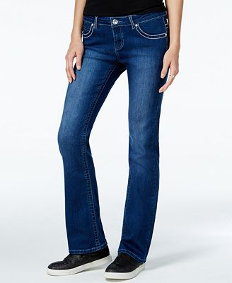 Freestyle Juniors' Donna Embellished Bootcut Jeans
