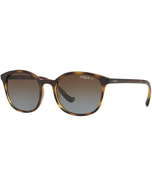 6ba6d898cf ... Vogue Eyewear Polarized Sunglasses