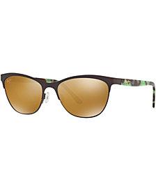 Maui Jim Polarized Popoki Sunglasses, 729