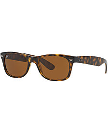 Ray-Ban NEW WAYFARER Sunglasses, RB2132 55