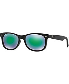 Ray-Ban Junior Sunglasses, RJ9052S NEW WAYFARER KIDS
