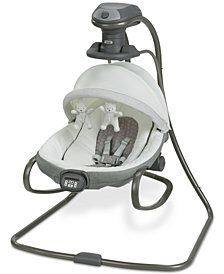 Graco Baby Duet Oasis Swing with Soothe Surround Technology