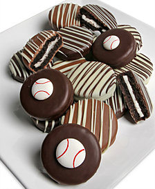 Chocolate Covered Company 10-Pc. Baseball Belgian Chocolate Covered OREO® Cookies