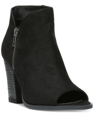 Black Ankle Boots: Shop Black Ankle Boots - Macy's