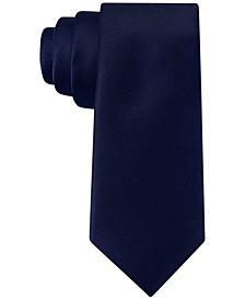 Twill Solid Tie, Big Boys