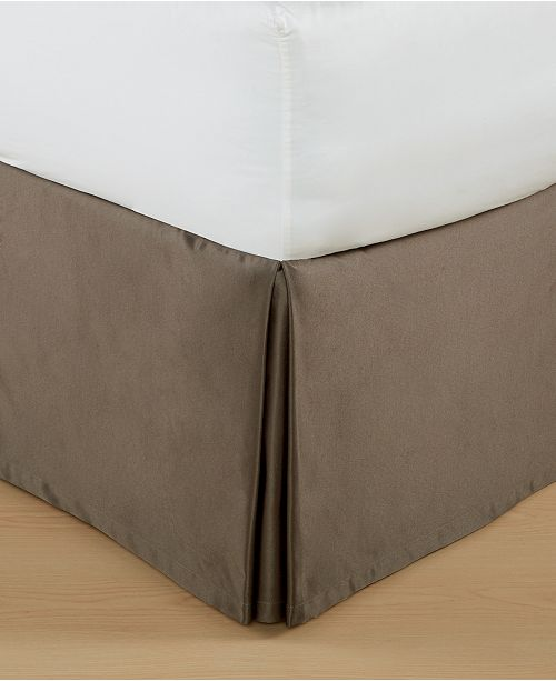 Cal King Bed Skirt.Dimensions California King Bedskirt