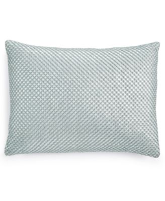 "Home Tinted Wake Shimmer 12"" x 16"" Decorative Pillow"