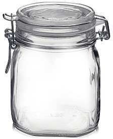 Bormioli Rocco 25-Oz. Fido Classic Jar