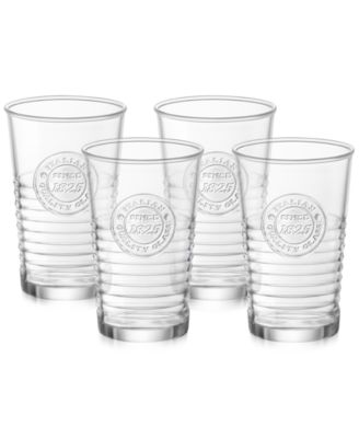 Officina 1825 Water Glasses, Set of 4