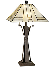 kathy ireland Home by Pacific Coast Citycraft Table Lamp