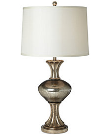 kathy ireland Home by Pacific Coast Reflections Collection Table Lamp