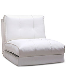 Delwyn Single Sleeper Chair, Quick Ship