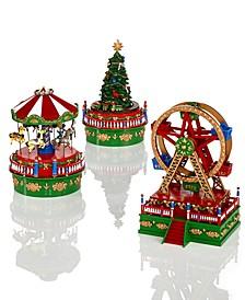 Mini Carnival Music Box Collection