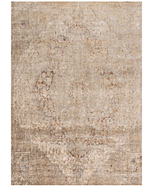 "Macy's Fine Rug Gallery Andreas   AF-17 Desert 5' 3"" Round Area Rugs"