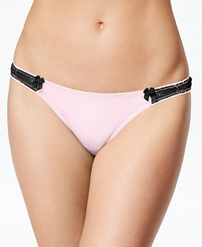 b.tempt'd by Wacoal Most Desired Thong 976171