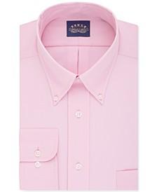 Men's Classic/Regular Fit Stretch Collar Non-Iron Dress Shirt