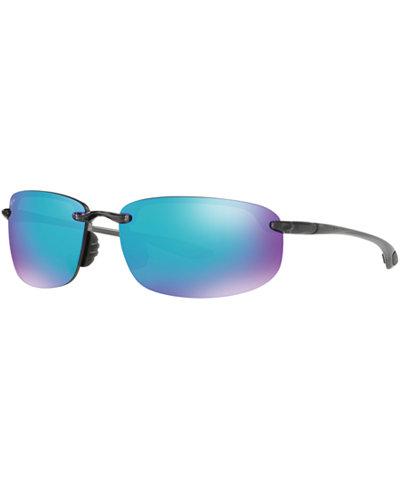 Maui Jim Sunglasses, 407 HOOKIPA, Blue Hawaii Collection