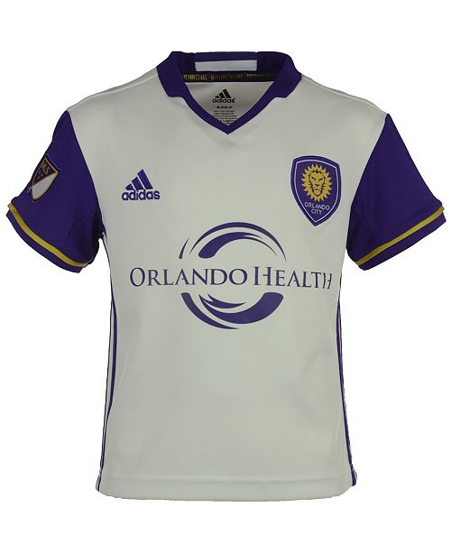 adidas Orlando City SC MLS Replica Secondary Jersey 8f6e5741a