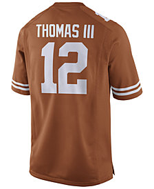 Nike Men's Earl Thomas Texas Longhorns Player Game Jersey