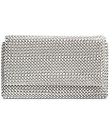 I.N.C. Prudence Mesh Clutch, Created for Macy's