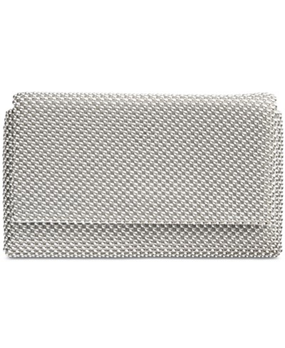 INC International Concepts Prudence Mesh Clutch, Created for Macy's