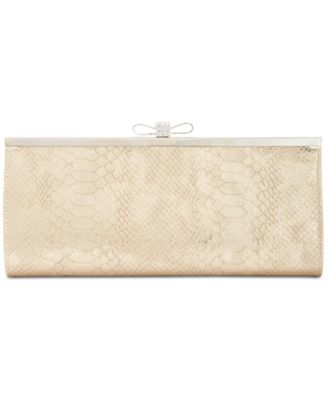 Image of INC International Concepts Carolyn Exotic Clutch, Only at Macy's