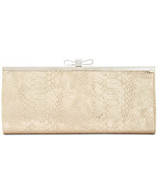 I.N.C. Carolyn Exotic Clutch, Created for Macy's
