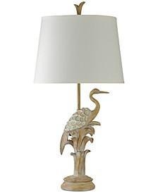 Bird of the Beach Table Lamp