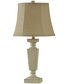StyleCraft Accent Palma Table Lamp