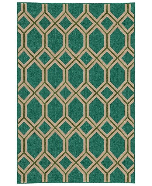 Tommy Bahama Home Seaside Indoor/Outdoor 6660 Area Rug