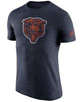 9f0e1d8167f1 Nike Men s Chicago Bears Historic Logo T-Shirt