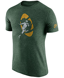 Nike Men's Green Bay Packers Historic Logo T-Shirt