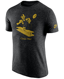 Nike Men's Pittsburgh Steelers Historic Logo T-Shirt