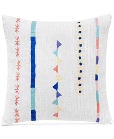 CLOSEOUT! bluebellgray Kalkan Indori Embroidered 16