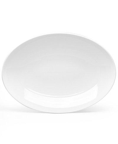 THOMAS ROSENTHAL Dinnerware, Loft Oval Platter, 10.5