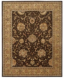 "2000 2206 Brown 3'9"" x 5'9"" Area Rug"