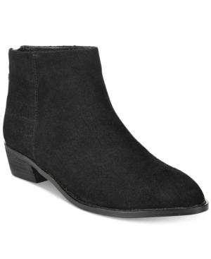 Kelsi Dagger Brooklyn Cumberland Block-Heel Booties Women