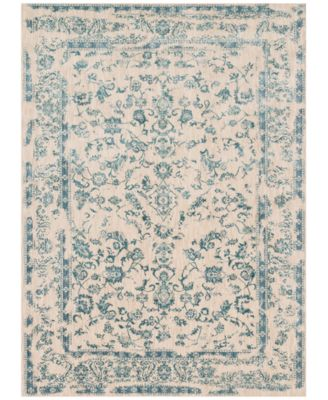 """Florence FO-01 2' 7"""" x 10' 0"""" Runner Area Rug"""