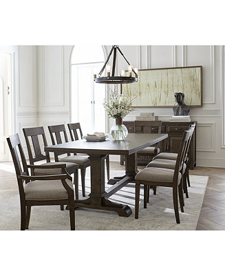 Briarcliff Dining Furniture Collection Created For Macy 39 S Furniture Macy 39 S
